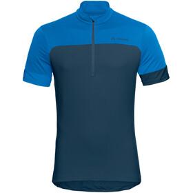 VAUDE Mossano IV - Maillot manches courtes Homme - bleu